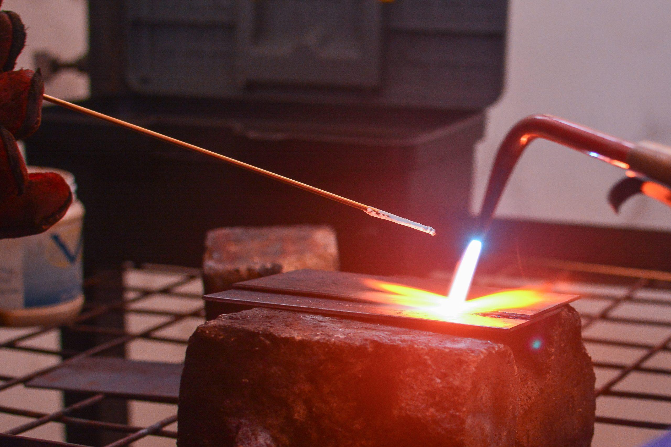 Torch Brazing